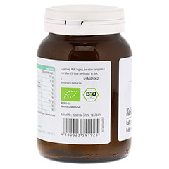 KOKOSÖL kalt gepresst kba Lebensmittelqualität 250 Milliliter - Linke Seite