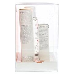 AVENE Couvrance Make-up Flu.honig+grat.Masc+Miz.R 1 Packung - Linke Seite
