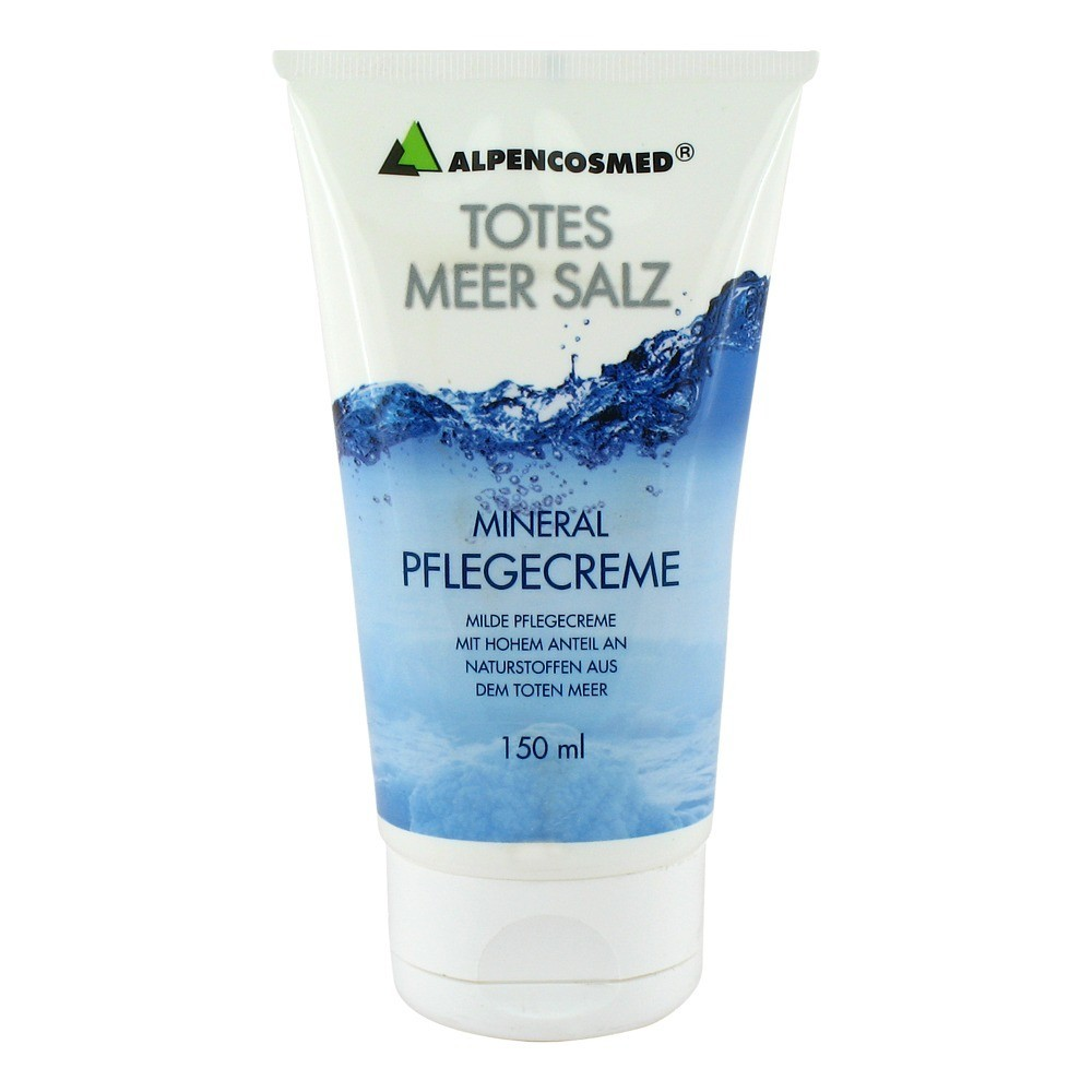 ac totes meer salz mineral pflegecreme 150 milliliter. Black Bedroom Furniture Sets. Home Design Ideas
