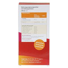 ASPECTON Junior Immun Suspension 250 Milliliter - R�ckseite