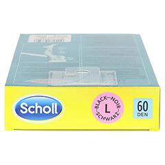 SCHOLL Light LEGS Strumpfhose 60den L schwarz 1 Stück - Oberseite