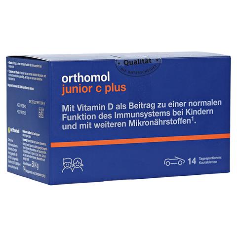 ORTHOMOL Junior C plus Kautabletten 14 St�ck