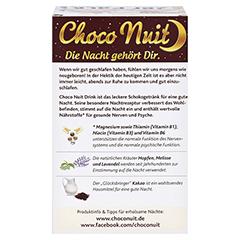 Choco Nuit Drink 20 Stück - Rückseite