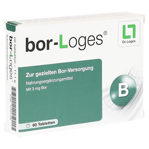 BOR-Loges Tabletten 60 Stück
