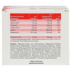 GALACORDIN complex Tabletten 240 St�ck - R�ckseite