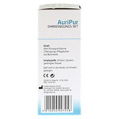 AURIPUR Ohrreinigungs-Set 50 ml 1 Stück - Linke Seite