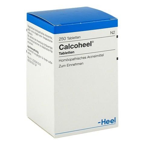 CALCOHEEL Tabletten 250 St�ck N2