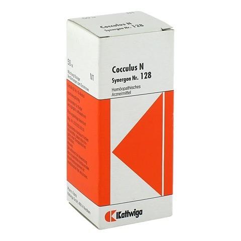 SYNERGON KOMPLEX 128 Cocculus N Tropfen 50 Milliliter N1