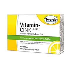 VITAMIN CINK Depot Tabletten 40 Stück