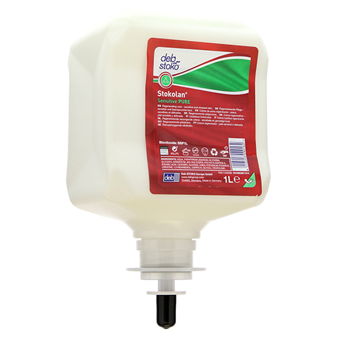 STOKOLAN sensitive Pure Creme 1000 Milliliter