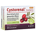 CYSTORENAL Cranberry plus 20 St�ck