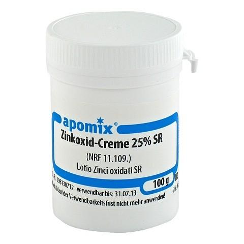 LOTIO ZINCI oxidati SR 100 Gramm N2