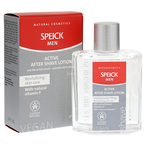 SPEICK Men Active After Shave Lotion 100 Milliliter