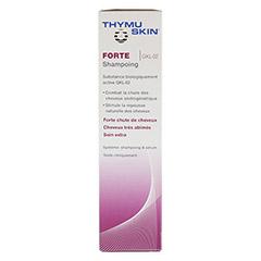 THYMUSKIN FORTE Shampoo 200 Milliliter - Rechte Seite