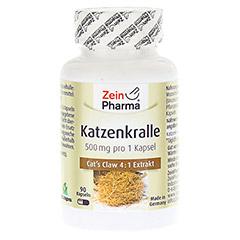 KATZENKRALLE Kapseln Cat's Claw 60 Stück