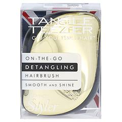 TANGLE Teezer Compact Styler Haarb�rste gold 1 St�ck - Vorderseite