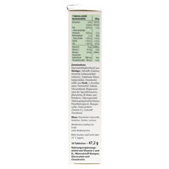 TAXOFIT Glucosamin 1000 Tabletten 30 St�ck - Linke Seite