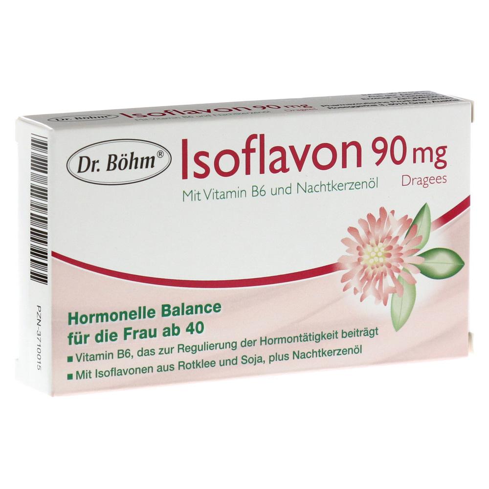ISOFLAVON 90 mg Dr. Böhm Dragees 30 Stück