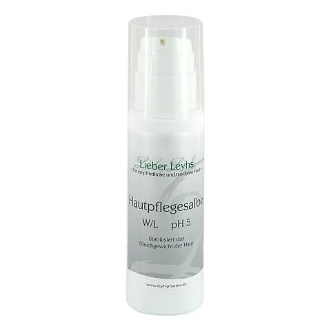 LEYHS Hautpflegesalbe W/L 150 Milliliter