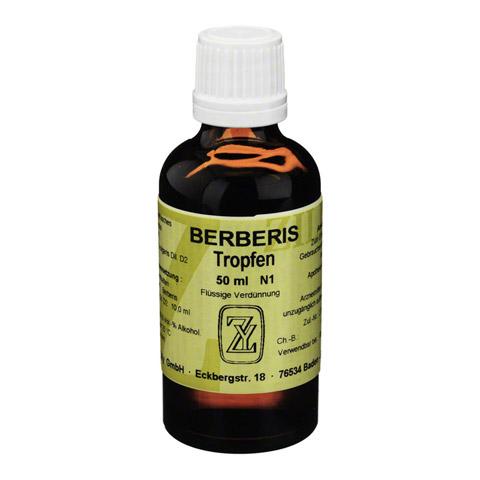 BERBERIS TROPFEN 50 Milliliter N1