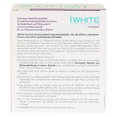 IWHITE Zahnaufhellungs-Kit 10 St�ck - R�ckseite