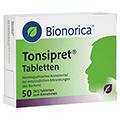 TONSIPRET Tabletten 50 St�ck N1