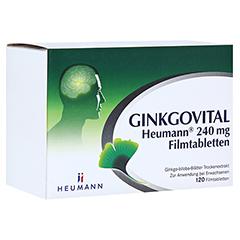 GINKGOVITAL Heumann 240mg 120 Stück N3