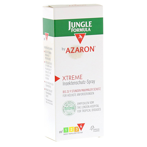 JUNGLE Formula by AZARON XTREME Spray 75 Milliliter