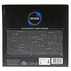 MYSIZE 69 Kondome 36 Stück - Rückseite