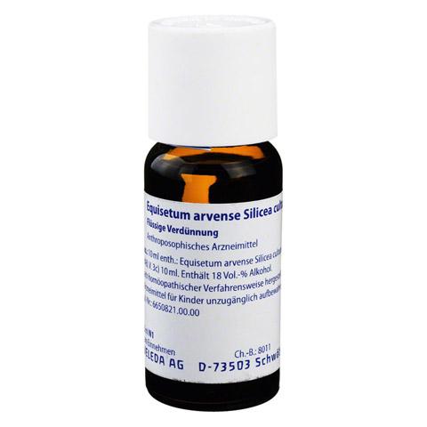 EQUISETUM ARVENSE Silicea cultum D 3 Dilution 50 Milliliter N1