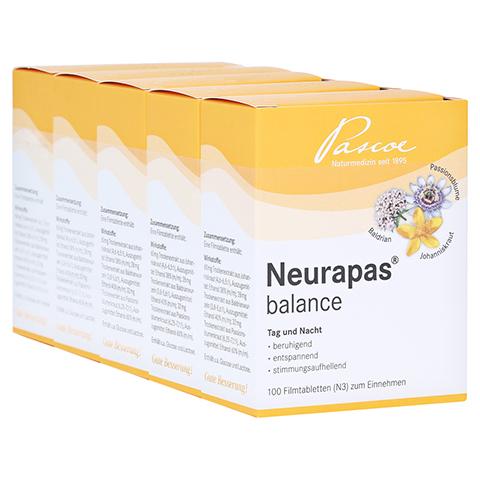NEURAPAS balance 5x100 Stück