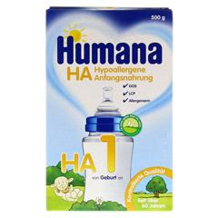 HUMANA HA 1 Pulver 500 Gramm - Vorderseite