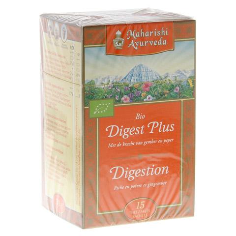 DIGEST Plus Tee kbA Filterbeutel 15 Stück