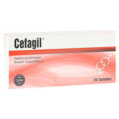 CEFAGIL Tabletten 20 Stück