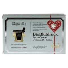 BIOBLUTDRUCK Dragees+Kapseln Pharma Nord Kombip. 1 Packung - Vorderseite