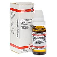 LITHIUM CARBONICUM D 4 Dilution 20 Milliliter N1