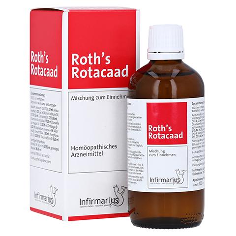 ROTHS Rotacaad Tropfen 100 Milliliter N2