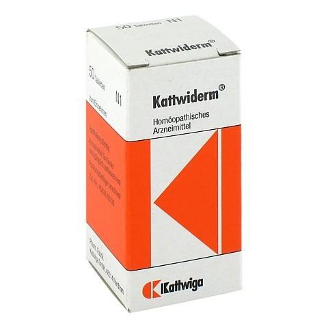 KATTWIDERM Tabletten 50 Stück