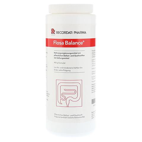 Flosa Balance Pulver Dose 400 Gramm