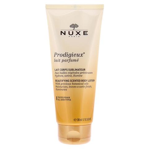 NUXE parfümierte Körpermilch Prodigieux 200 Milliliter