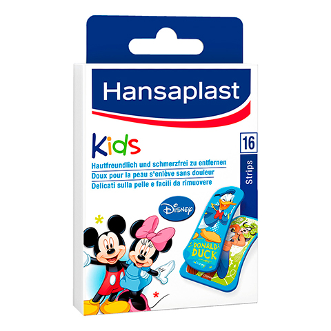 HANSAPLAST Junior Strips 16 St�ck