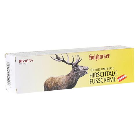 RIVIERA Hirschtalg Fußcreme parabenfrei 75 Milliliter