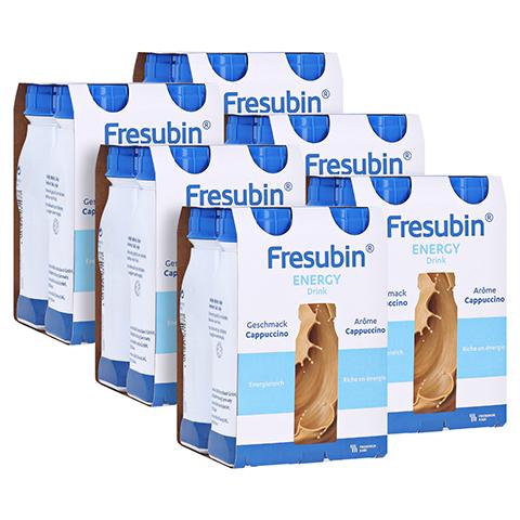 FRESUBIN ENERGY DRINK Cappuccino Trinkflasche 6x4x200 Milliliter