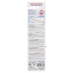 ZAHNSPANGEN-ZAHNBÜRSTE antibakteriell+1-Ersatzkopf 1 Stück - Rückseite