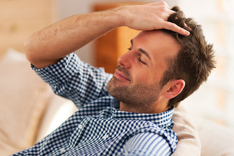 Warum prolabiert zur Zeit gw das Haar