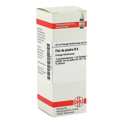FLOR DE PIEDRA D 6 Dilution 20 Milliliter N1