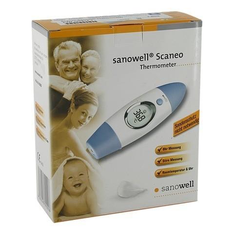 Thermometer Scaneo sanowell 1 Stück
