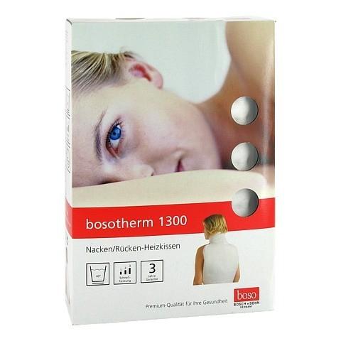 BOSOTHERM Heizkissen 1300 Nacken/Rücken 1 Stück