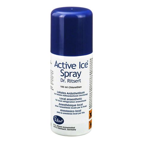ACTIVE Ice Spray Ritsert 100 Milliliter