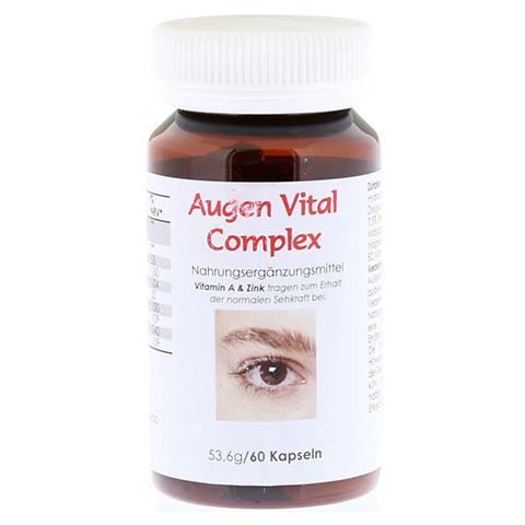 HEIDELBEER 400 mg Augen Complex Kapseln 60 Stück